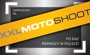 Pierwszy raz w Polsce: warsztaty i sesja XXLMotoShoot